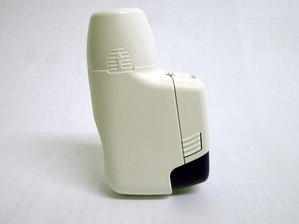 inhalator na astmu